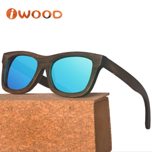 2018 Top quality Cheap wholesale Bamboo Sunglasses for Christmas gift