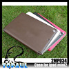 Fashion New Product Clear Super Slim leather Tablet Case Cover for Apple iPad Air for iPad 5