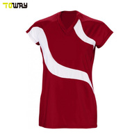 china custom design mens volleyball jersey colors