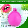 Mini silicone coin purse&bag/Small Cheap Silicon Coin Case