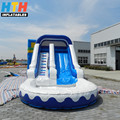 2017 new design giant inflatable water slide for adult