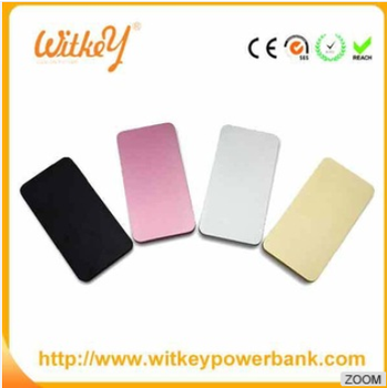 High quality mobile power bank ,witkey power charger