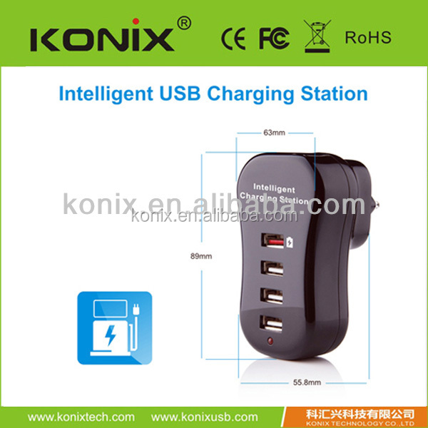 Universal Case Compatibile Micro USB Charging Station and Desktop Docking for Galaxy s4,s3/Google Nexus 4/Nokia 920, 820 etc