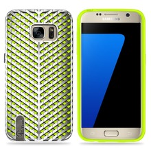 E-Tree 100% Brand Best Selling 2 in 1 TPU PC Hard Back Cover Case for Samsung Galaxy S7, TPU Phone Case for Samsung Galaxy S7
