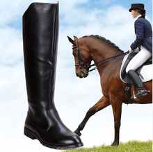 Fashionable Waterproof Horse Riding Boot for men
