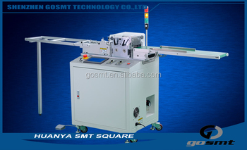 Automatic Multi Group Blades PCB V-cut Machine for LED Board, GP-900