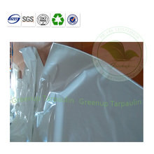 Insulated Waterproof PVC Sheet For Roof/Vinyl Coated Fabric Roof Cover