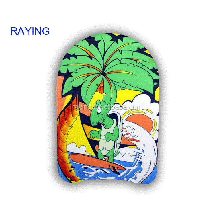2015 new fashion skimboard children swimming board new backlit drawing board