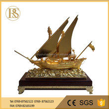 Custom Metal Alloy Corsair/Viking Scale Model Ship in 1/200