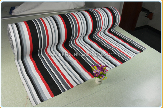 China manufacturer wholesale PA coating cotton canvas fabric to make bags