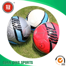 Imported Sporting Goods Ball High Quality Football PVC School Type