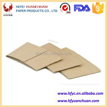 Yuanchuan normal paper cup sleeve with low moq and short delivery time