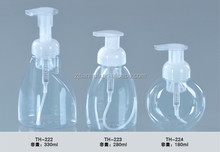 New product CE/ISO 10ml plastic spray bottle, 10ml plastic bottle, pet plastic bottle