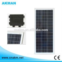 AKMAN transparent solar panel in dubai