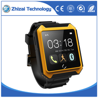 2016 Fashion watch BT 4.0 android mobile phone Smart watch