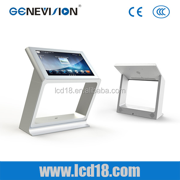 43 inch commercial grade full HD 1080P touchscreen lcd display inbuilt All in one PC 10-point touch screen solution