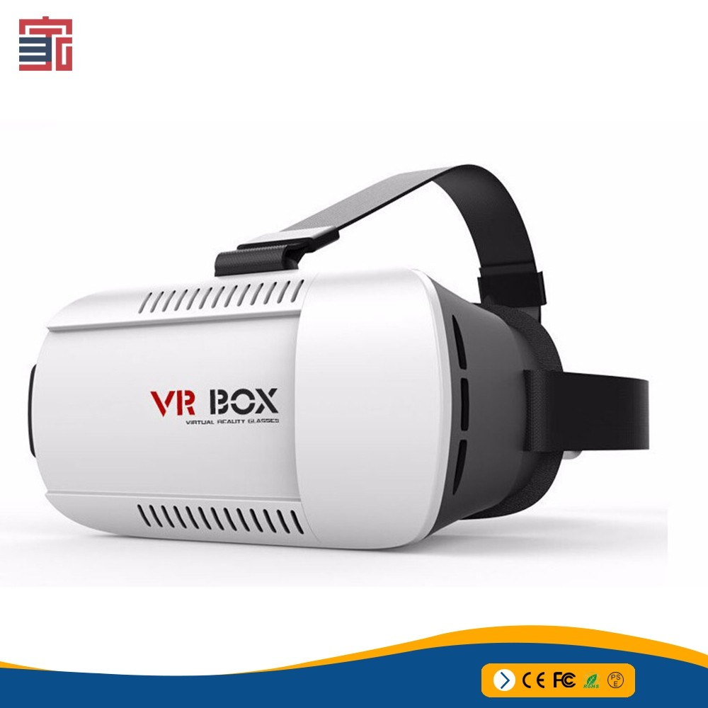 2017 New Product 2nd generation 3d vr reality