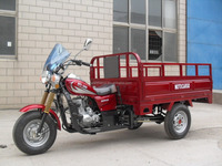 Three wheels motorcycle/Africa hot selling cargo tricycle with EEC COC CE
