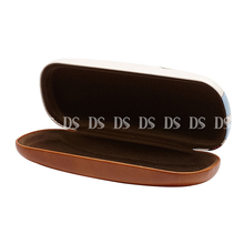 Cute Animal Clamshell Pattern Hard Iron Glasses Case