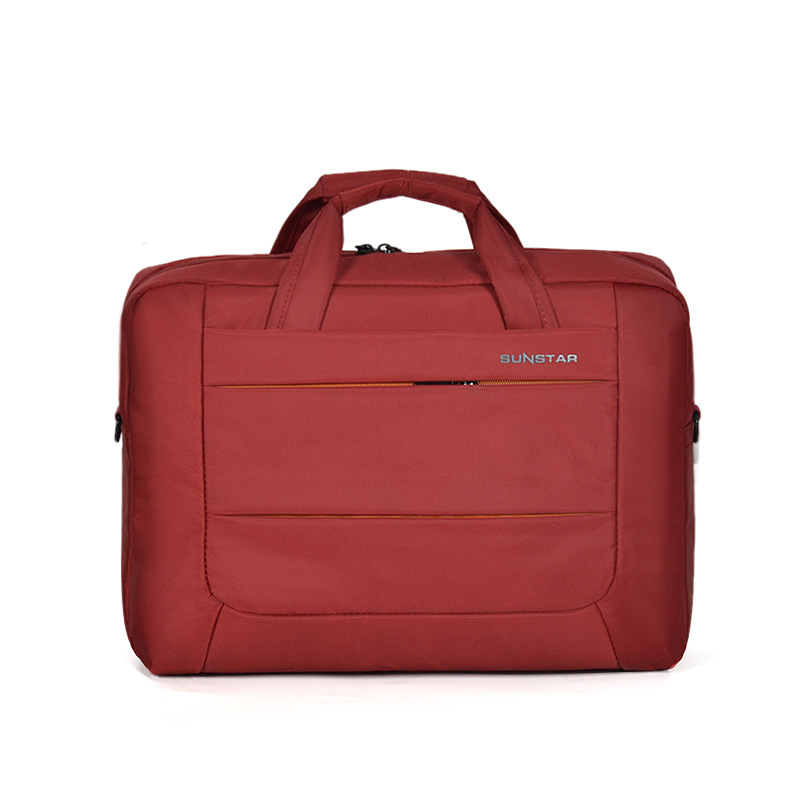 oem fashion fancy nylon computer bag for laptop 17inch