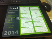 best selling christmas gifts 2014,perfect gifts for christmas,2014 calendar mouse pad best selling christmas gifts 2014