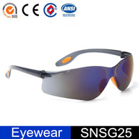 nose rubber pad anti scratch sport safety glasses