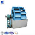 Concrete Mixing Plant Widely Using sand washing machine