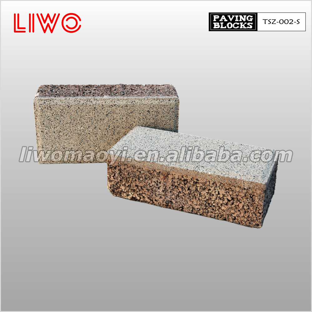 Ecological Outside Flooring Brick Price Negotiable