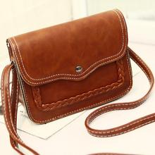2017 fashion designer synthetic PU leather Dating single strap latest college girls shoulder bags