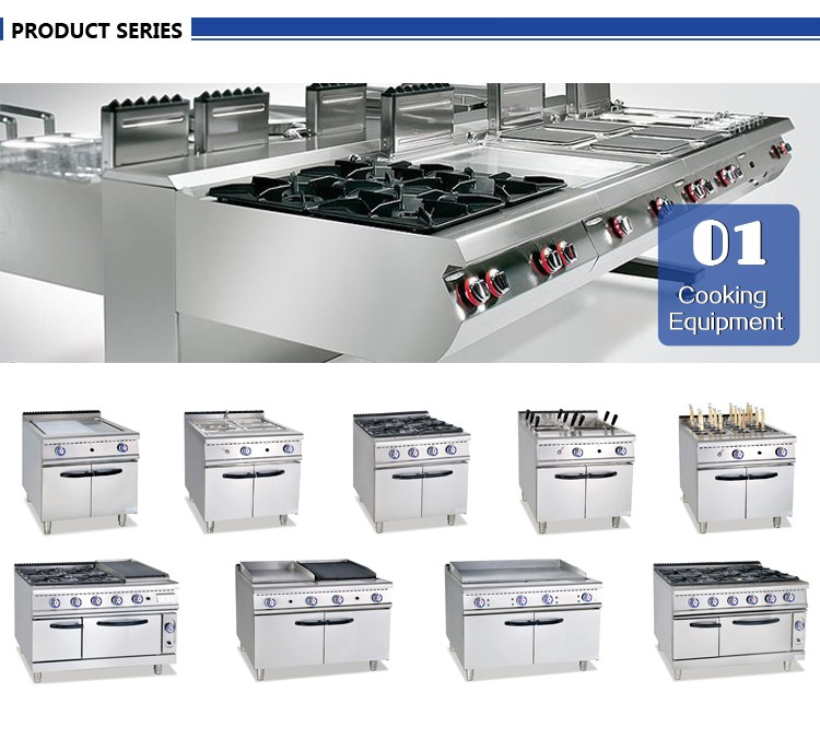 European Performance Popular Commercial Italian Kitchen