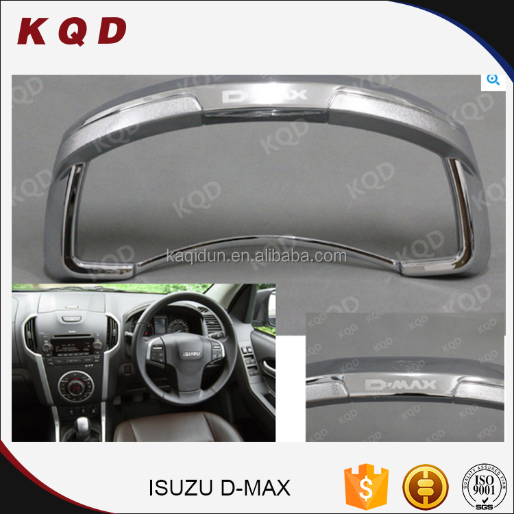 One Year Guaranteed High Quality 2015 ABS Auto Car Interior Accessories KQD D-MAX Dash Board Cover Accessories