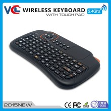 2.4G Mini pc Wireless Keyboard and Mouse For Smart TV