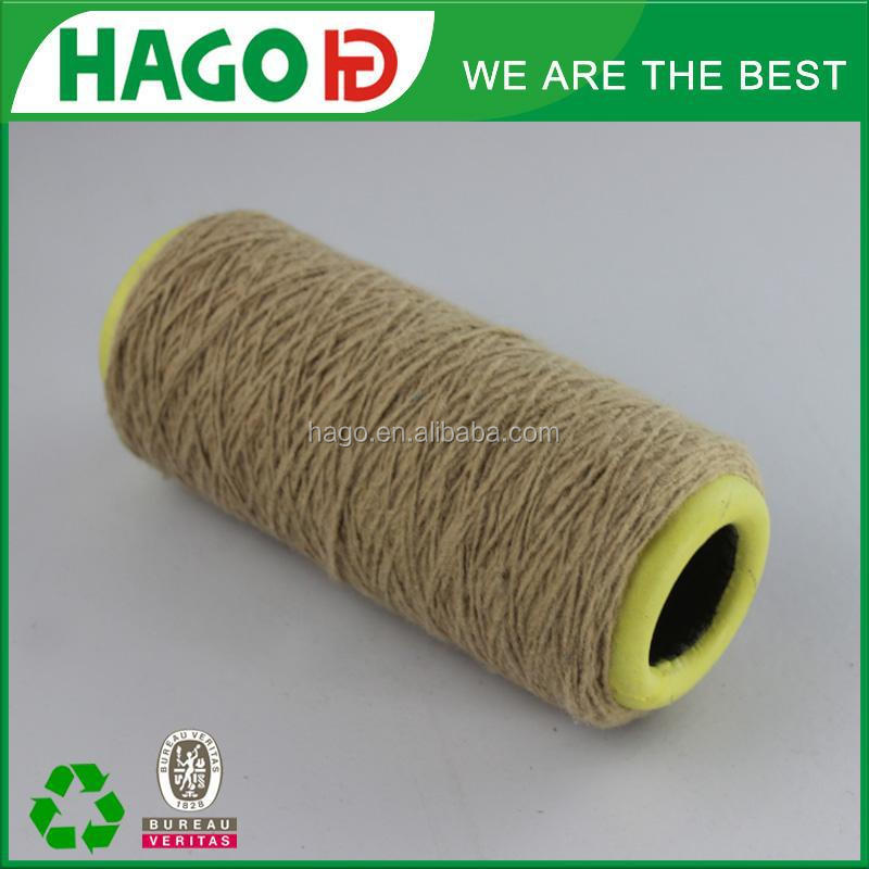 1s oe recycled cotton cone yarn for knitting machine for mop