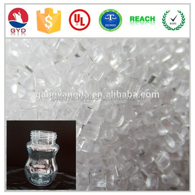 Plastic bottle polycarbonate plastic raw material prices PC resin for injection blowing bottles