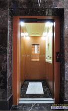 Residential Indoor Home Lift Elevator 3 Persons 200 kg With CE