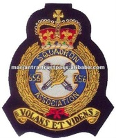 Hand Embroidery Military Blazer Badges