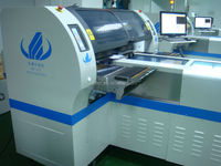 Production line - pick and place machine, reflow oven, Stencil printer, SMT (Manufacturer directly supply)