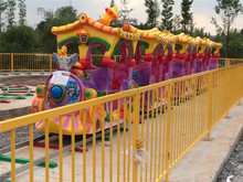 Initial design Children Entertainment Amusement Park used amusement park trains for sale names of amusement park rides
