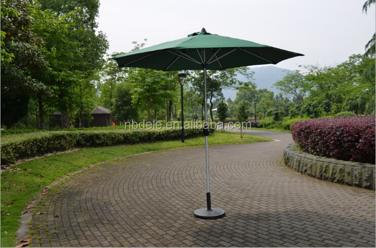 Swimming Pool Patio Garden Line Umbrella with Tassels