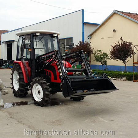 high quality and good price four wheel kama tractor