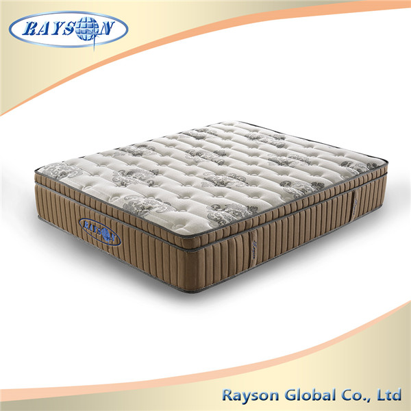 Knitted Fabric Silentnight Foam High Quality Top 10 Manufacturer Mattress