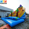 Big Sale Commercial Giant Inflatable Water Slide For Adult
