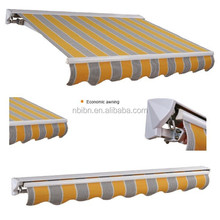 commercial or household shop or store terrace doorway sunshade awning