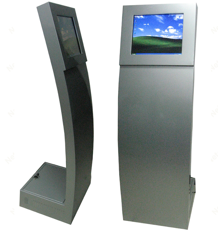Free standing Infrared touch kiosk for sale