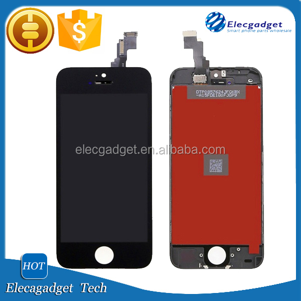 Wholesale original for iphone 5c screen , LCD for iphone 5c lcd digitizer ,lcd display for iphon 5c