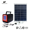 Pay as you go solar home lighting system with Prepaid Back-end