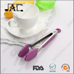 Nontoxicstainless Steel Tweezer Tongs