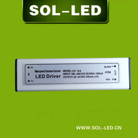 Constant Current 10W LED Driver IP67 Waterproof 3-5 years warranty