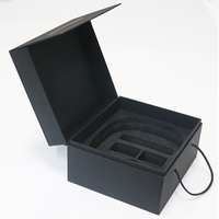 Customized magnetic gift box for earphone packaging