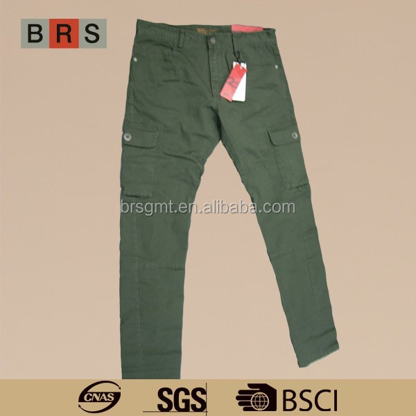 2015 latex trousers army trousers military pants